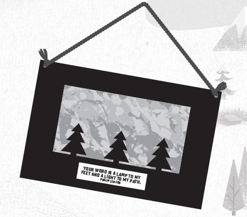 Northern Lightscape Craft