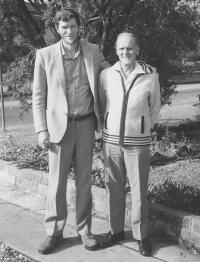 Ken and Dad