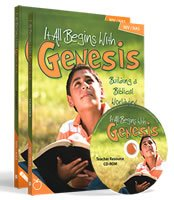 It All Begins with Genesis, NIV/NAS