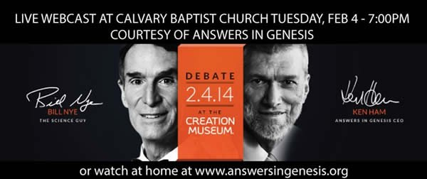 Live webcast at Calvary Baptist Church