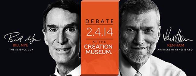 Bill Nye/Ken Ham Debate