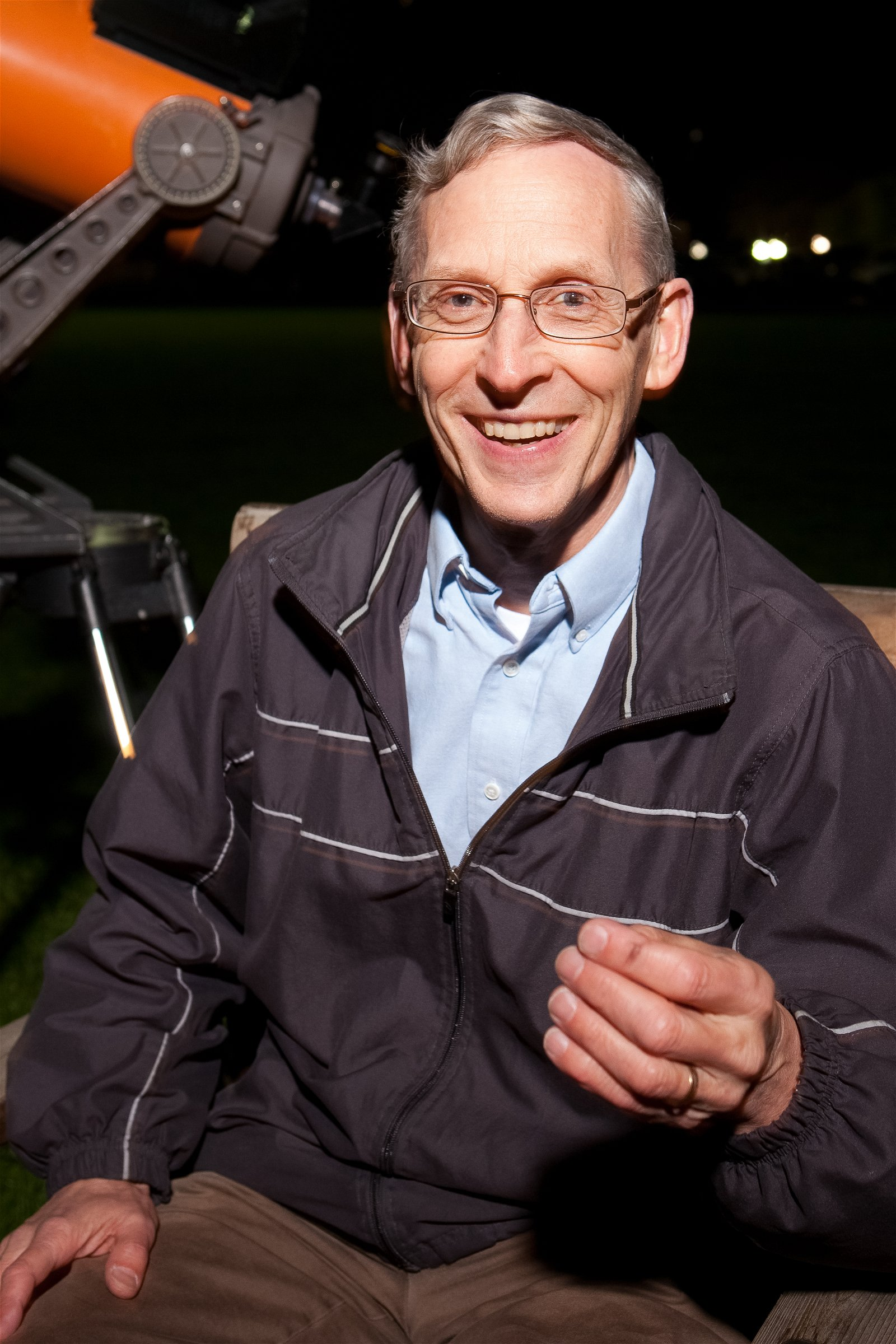 Dr. Don DeYoung