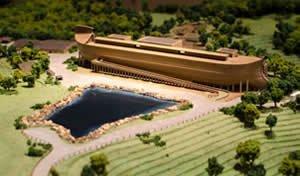 Noah's Ark model