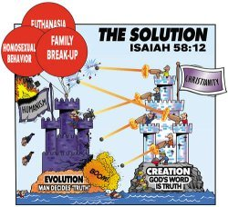The Solution: Isaiah 58:12