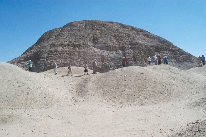 Pyramid of Amenemhet III