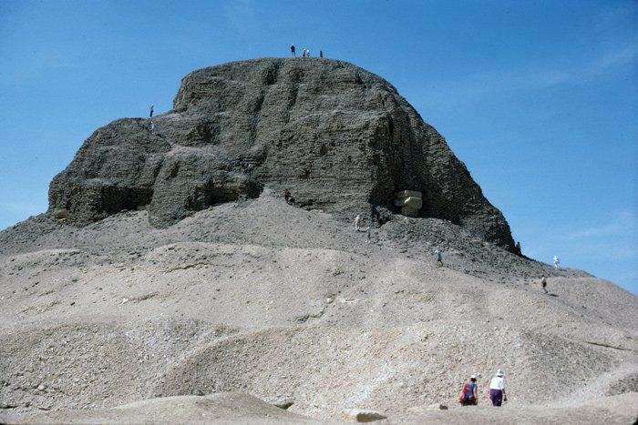 Mud Brick Pyramid