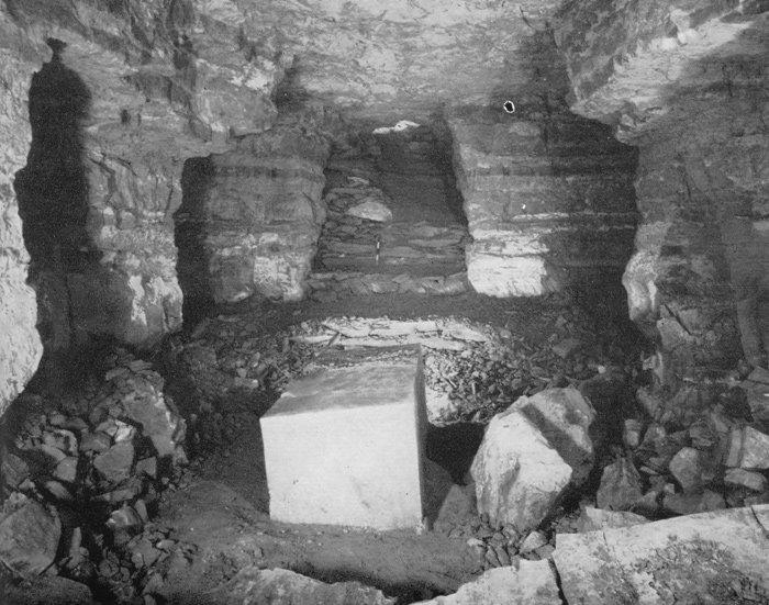 Sarcophagus Chamber