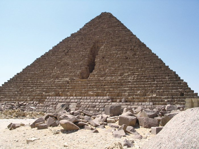 Menkaures Pyramid