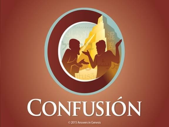 La confusión class=