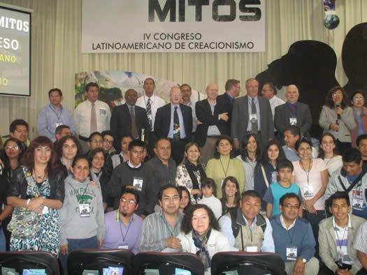 IV Congreso Latinoamericano de Creacionismo