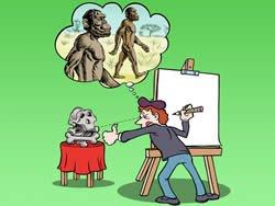 Apeman Artist