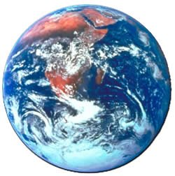 The circle of the earth