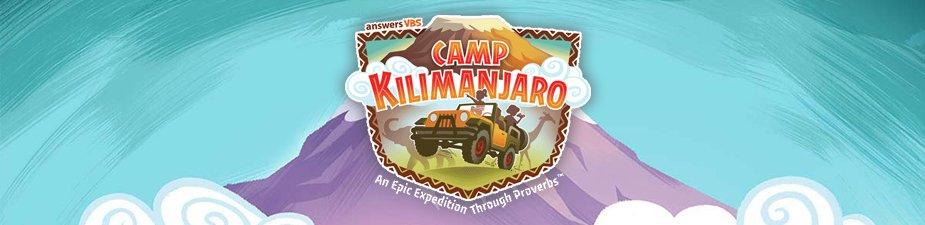 Camp Kilimanjaro VBS 2015
