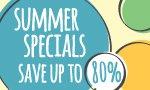 August Specials