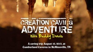 Creation Caving Adventure