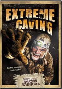 Extreme Caving DVD
