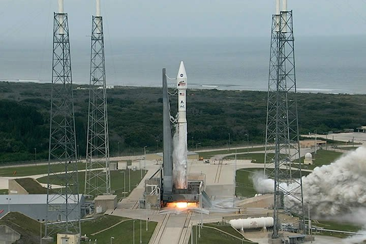 MAVEN Launch