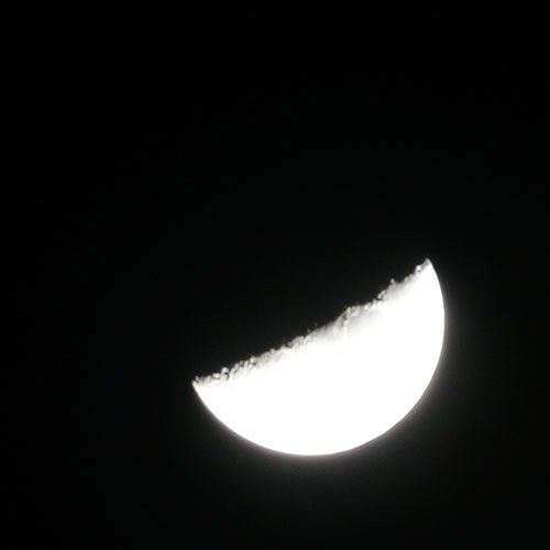 After Lunar Occultation