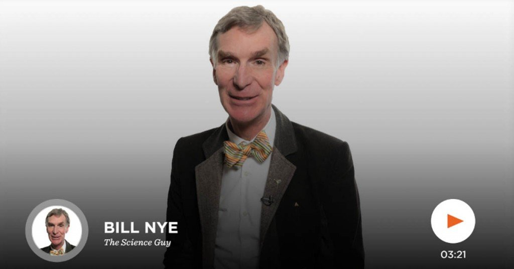 Bill Nye on Big Think