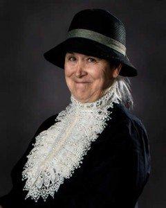 """Vickie Gaynier as """"Jessie"""""""