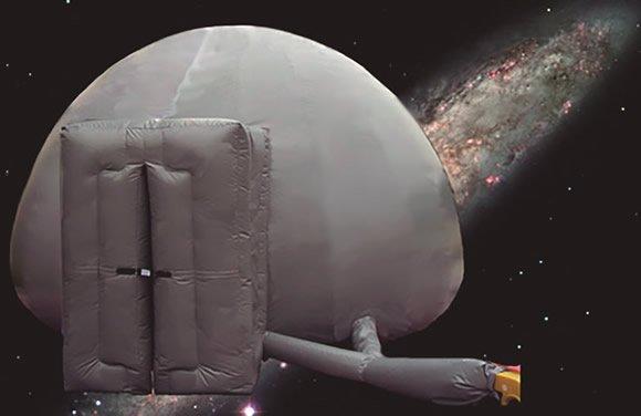 Planetario de la creation