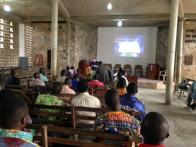 Togo Pastors Conference