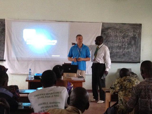 Togo University Students