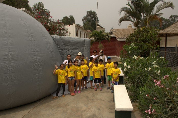 Planetario de la creation