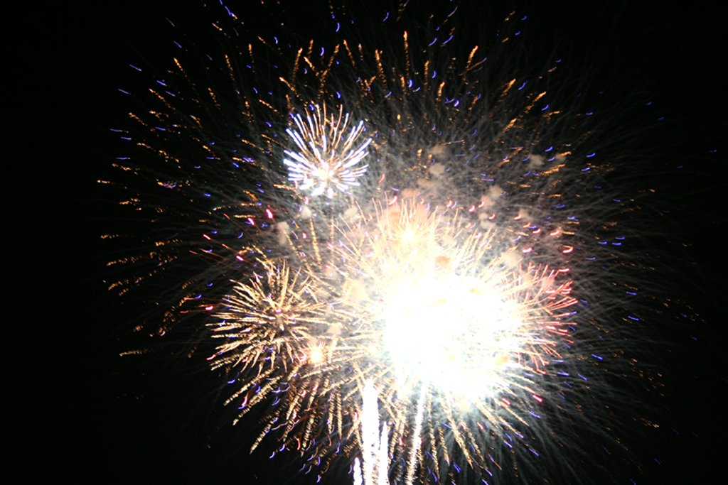 Opening Day Fireworks 2