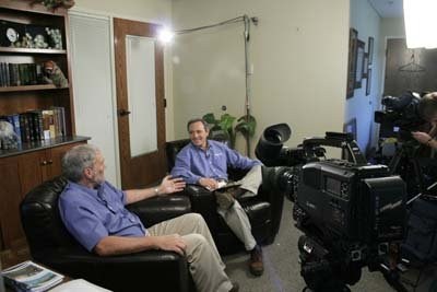 Ken in BJU Interview