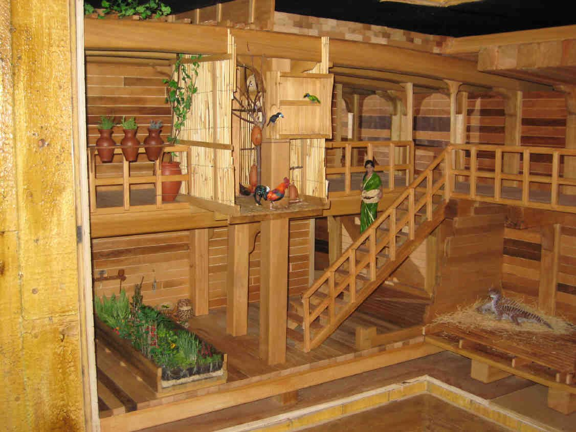 New Noah S Ark Exhibit At The Creation Museum Answers In