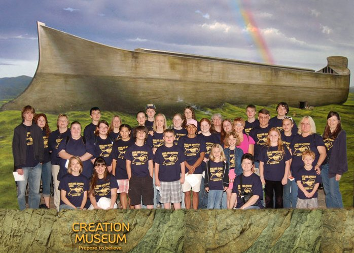 Canadians Invade The Creation Museum Answers In Genesis