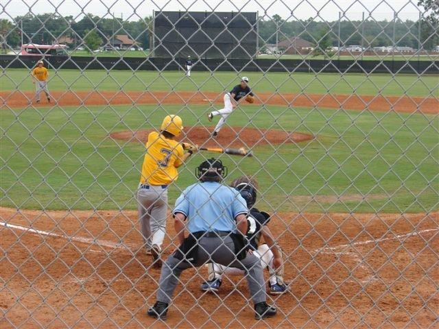 Playing Baseball in Orlando