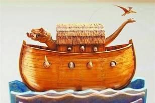 bathtub ark