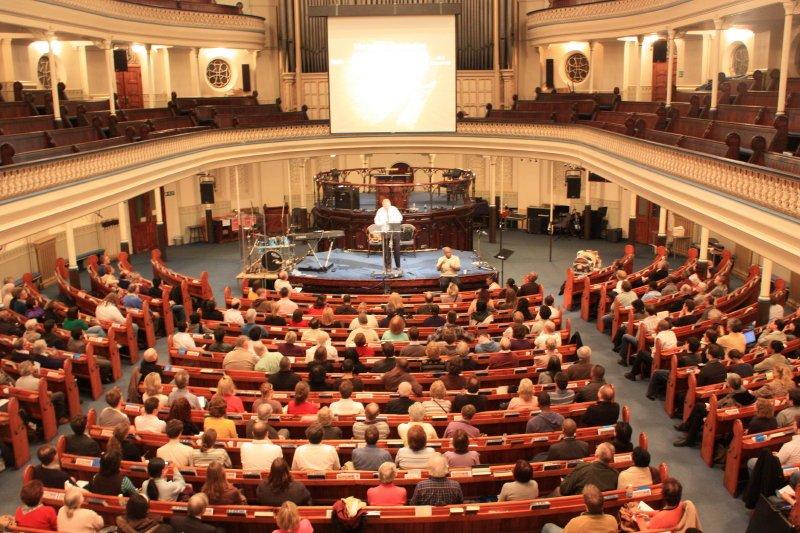 Westminster Chapel Auditorium