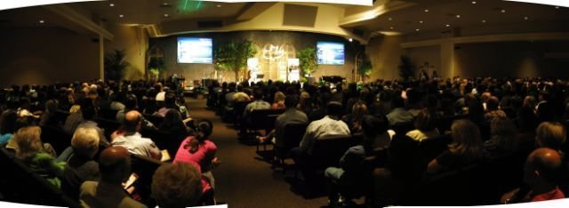 Speaking in San Diego