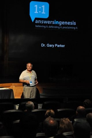 Dr. Gary Parker