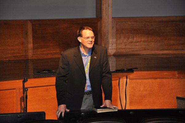 Pastor Bill Henard