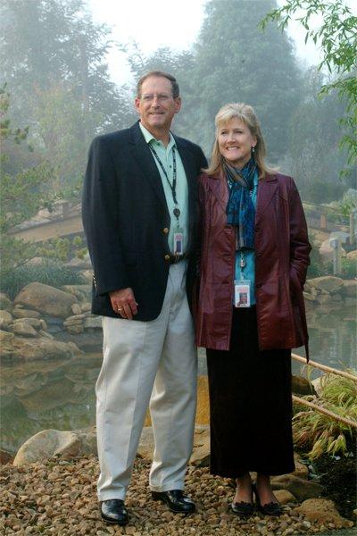 Dan and Karen Mangus