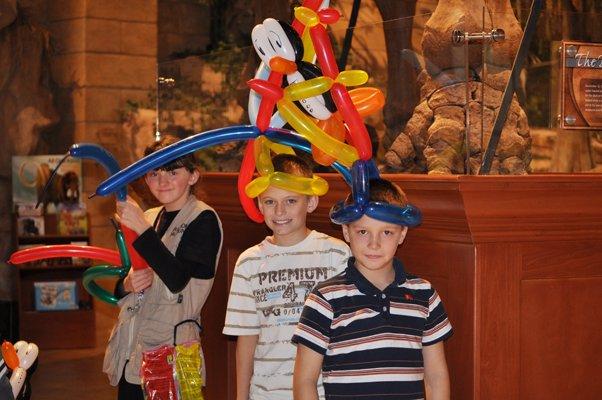 Balloon Headpieces