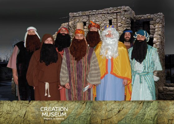 eight wise men