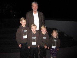 Ken with Kids