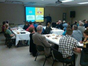 Pastors' luncheon