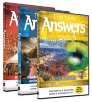 New Answers DVDs