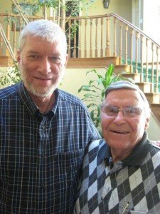 Ken Ham and Dr. Duane Gish