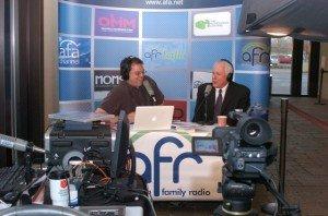 Mark Looy with Matt Friedeman
