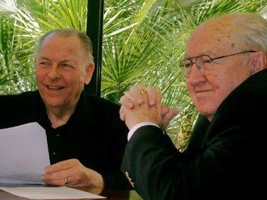 John Whitcomb and Henry Morris