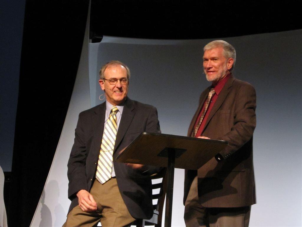 Honoring John Whitcomb and Henry Morris