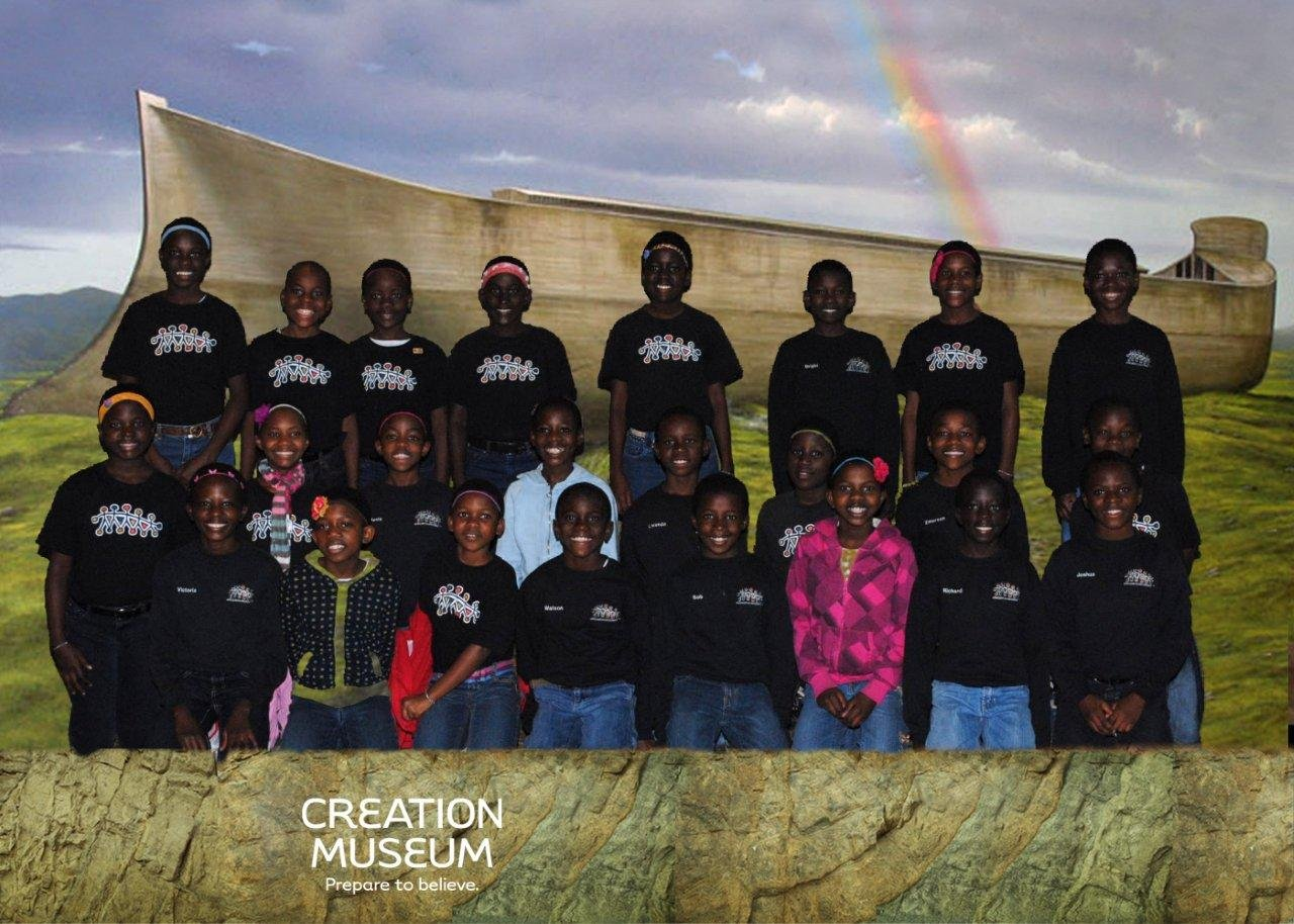 African Children's Choir at the Creation Museum