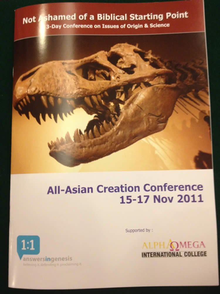 All-Asian Creation Conference